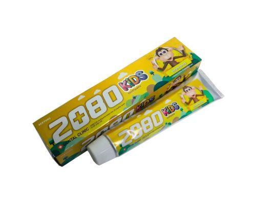 Детская зубная паста со вкусом банана от 2080
