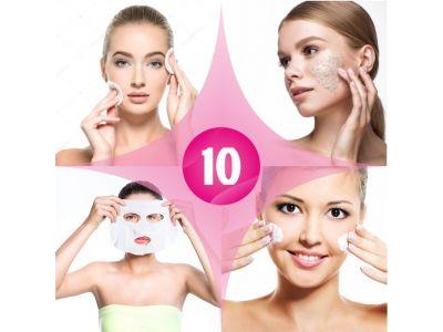 Корейская система ухода: 10 шагов на пути к идеальной коже.