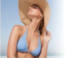 Защита кожи лица от солнца