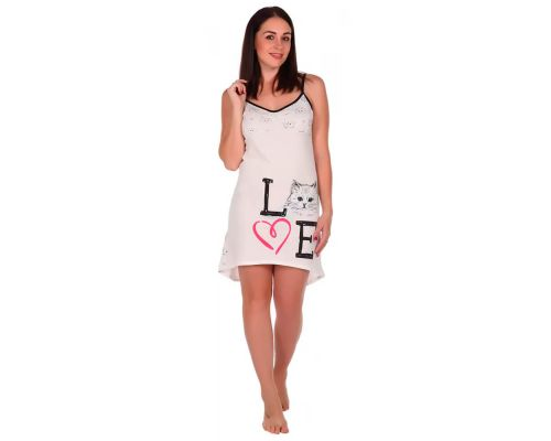 Женская ночная сорочка Оливия