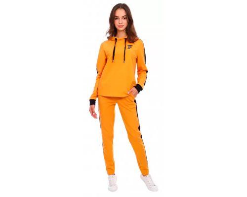 Женский спортивный костюм Флеш горчица