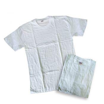 Мужская футболка белая