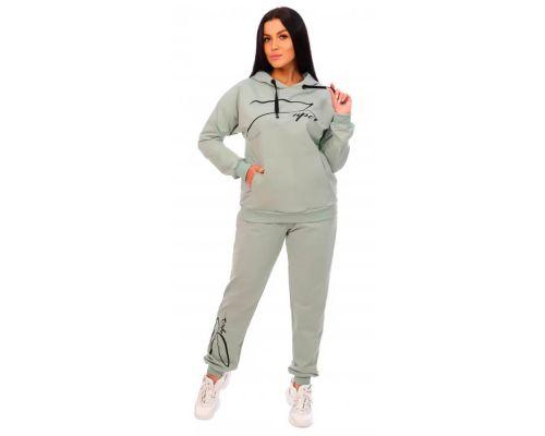 Женский спортивный костюм Супер оливковый