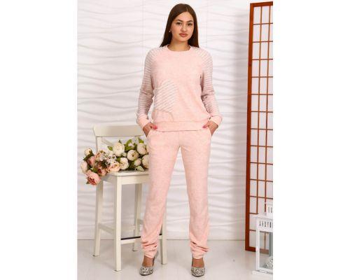 Женский костюм 1045 розовый