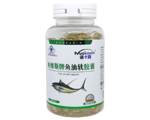 Рыбий жир 100 капсул