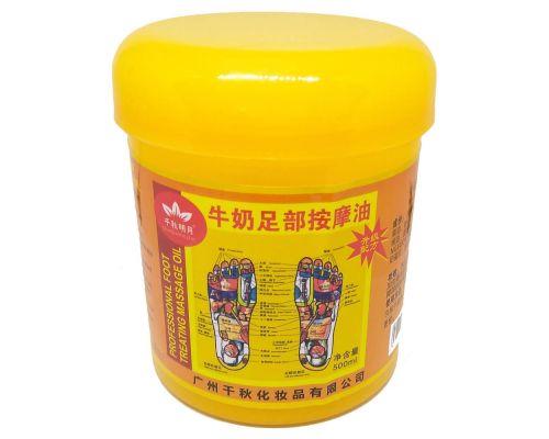 Массажное масло для ног