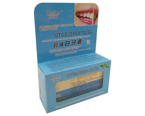 Отбеливатель для зубов с жемчугом