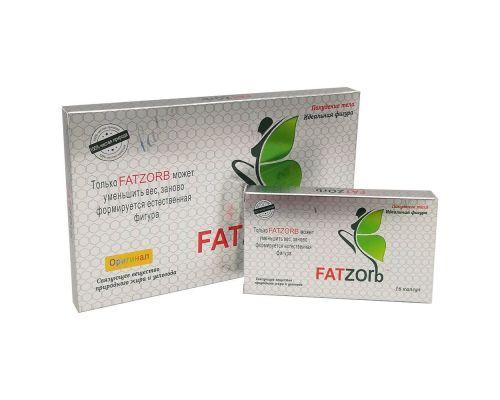 Капсулы для похудения FATZOrb 3х16