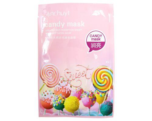 Маска Candy Mask с арбутином