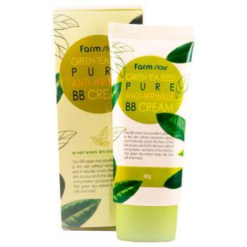 Green Tea Seed Pure Anti-Wrinkle BB Cream