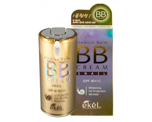 Snail BB Cream №21 Light Beige