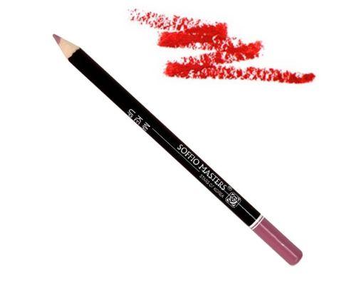 Карандаш для губ в оттенке №0145 Истинно красный от Art Soffio