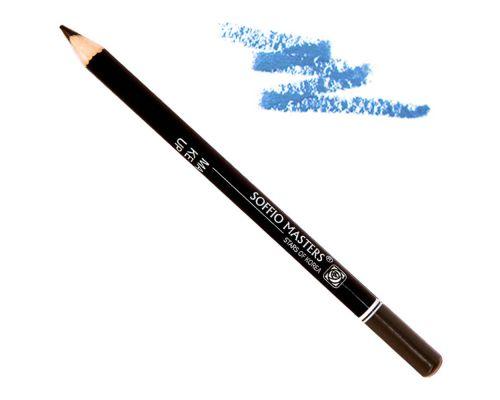 Карандаш для глаз в оттенке №126 Небесно-голубой от Art Soffio