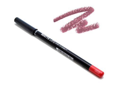 Матовый карандаш для губ в оттенке №0326 Розовая Фуксия от Art Soffio