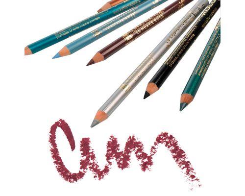 Увлажняющий карандаш для губ Глубокий пурпур от Art Soffio