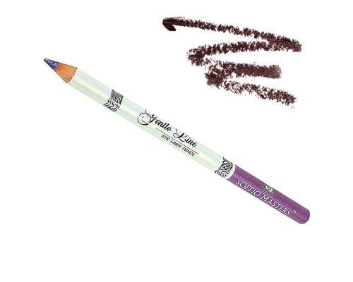 Водостойкий карандаш для глаз в оттенке №03 Коричневый от Art Soffio