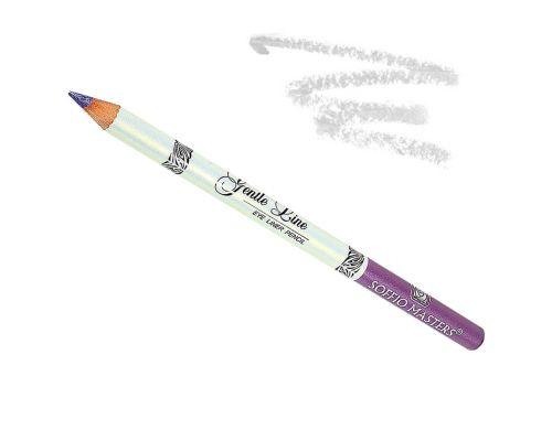 Водостойкий карандаш для глаз в оттенке №05 белый от Art Soffio