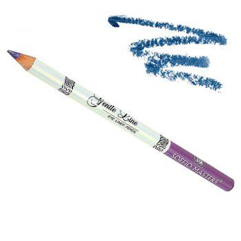 Водостойкий карандаш для глаз в оттенке №10 Сапфир от Art Soffio