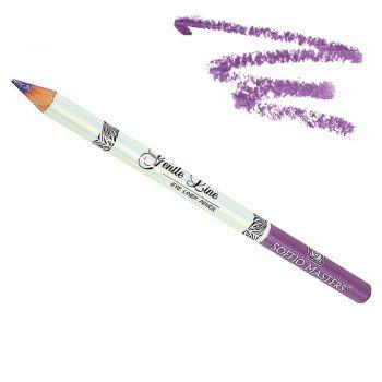 Водостойкий карандаш для глаз в оттенке №11 Фиалковый от Art Soffio