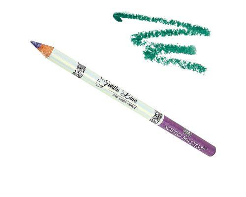 Водостойкий карандаш для глаз в оттенке №12 Лагуна от Art Soffio