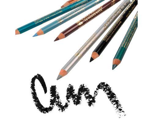 Увлажняющий карандаш для губ Черный от Art Soffio
