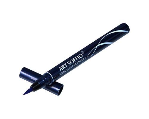 Подводка-маркер для глаз в оттенке №01 Черный от Art Soffio