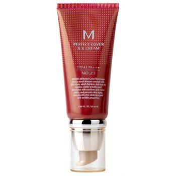 M Perfect Cover BB Cream SPF42/PA+++ №23