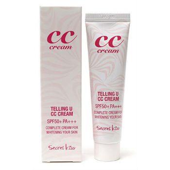 Telling U CC Cream SPF50/PA+++