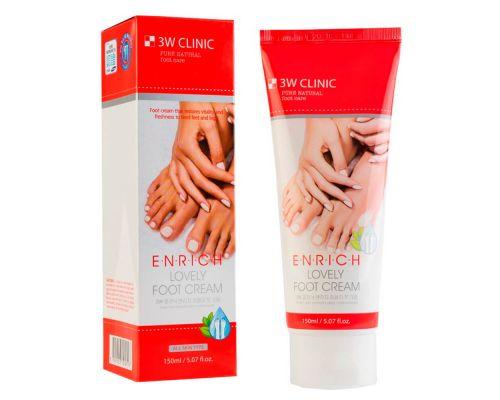 Enrich Lovely Foot Cream