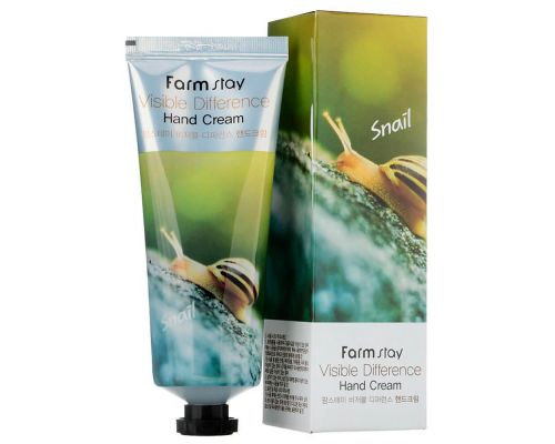 Visible Difference Hand Cream Snail