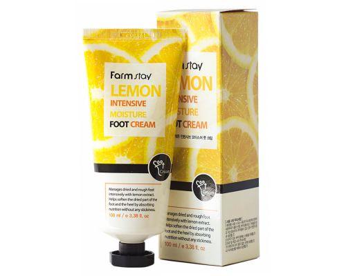 Lemon Intensive Moisture Foot Cream