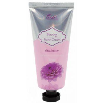 Blowing Hand Cream Shea Butter Rose