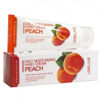 Daily Moisturizing Hand Cream Peach