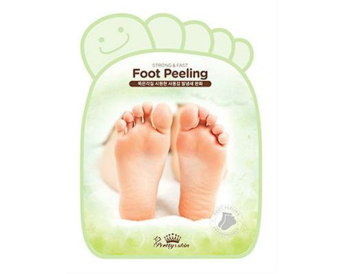 Foot Peeling Pretty Skin Strong Fast