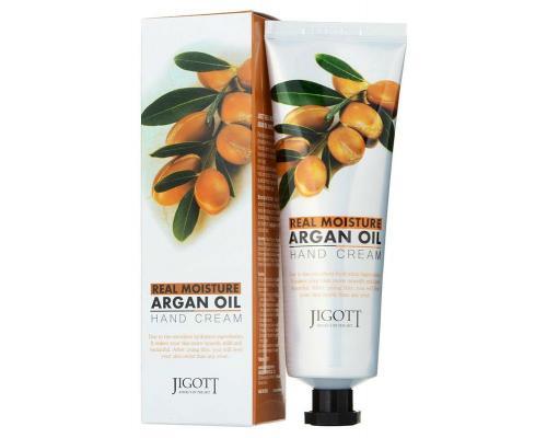 Real Moisture Argan Oil Hand Cream