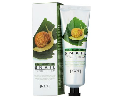 Real Moisture Snail Hand Cream