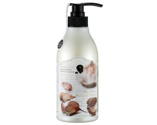 More Moisture Black Garlic Shampoo