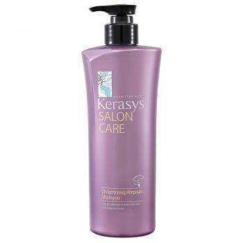 Salon Care Straightening Ampoule Shampoo 600ml