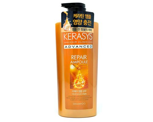 Hair Clinic Advanced Repair Ampoule Shampoo