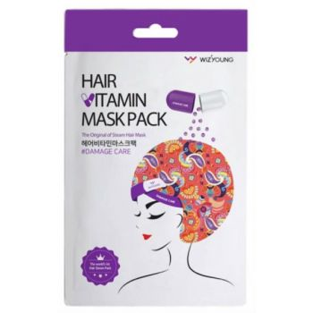 Hair Vitamin Mask Pack Damage Care
