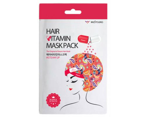 Hair Vitamin Mask Pack Steam Up