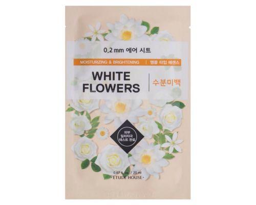Осветляющая маска с экстрактом белых цветов от Etude House
