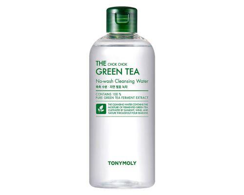 Мицеллярная вода с зеленым чаем от Tony Moly