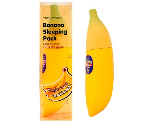 Magic Food Banana Sleeping Pack