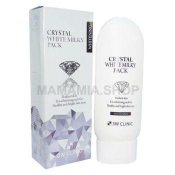 Crystal White Milky Pack