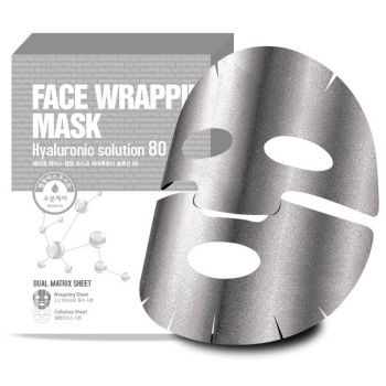 Face Wrapping Mask Hyaluronic Solution 80