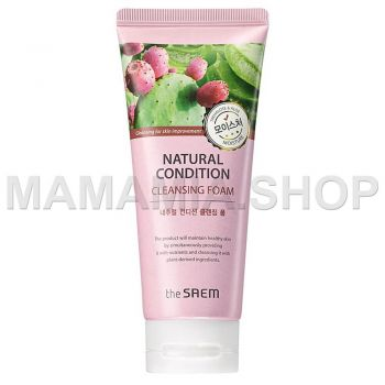 Natural Condition Cleansing Foam