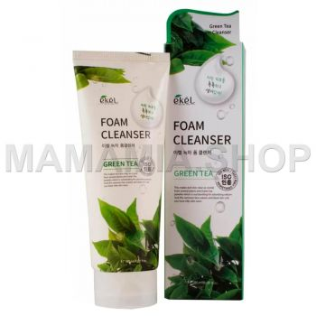 Green Tea Foam Cleanser