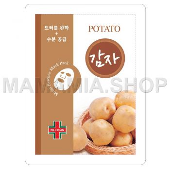 Potato Moist Essence Mask Pack