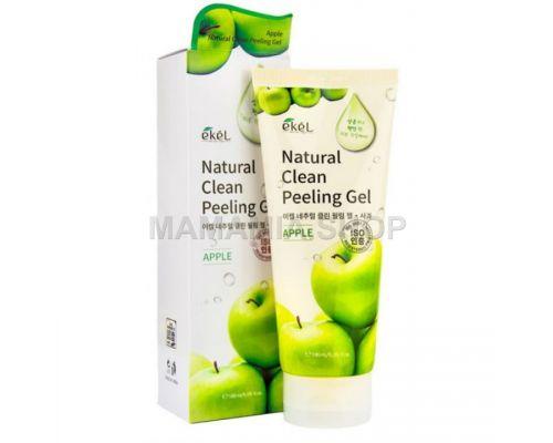 Natural Clean Peeling Gel Apple
